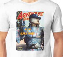 Adventure Stories Welcome to Alpha Prime Unisex T-Shirt