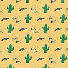 wild west pattern by Tess Smith-Roberts