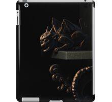 Dark Gargoyle iPad Case/Skin
