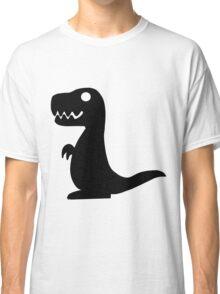 Dino Black Classic T-Shirt