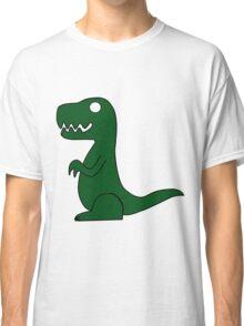 Dino Green Classic T-Shirt