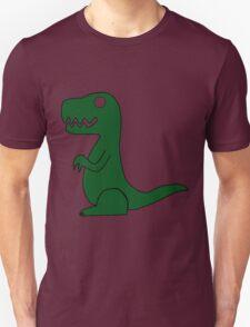 Dino Green Unisex T-Shirt