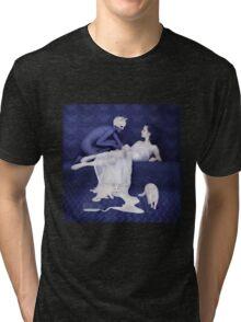 Shadows You Afraid to Love Tri-blend T-Shirt