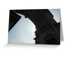 Views of Grand Army Plaza - Under the Arch Greeting Card