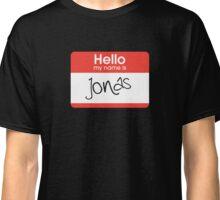 My Name is Jonas Classic T-Shirt