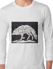 Polar fox Long Sleeve T-Shirt