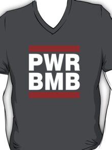 PWR BMB WHITE T-Shirt