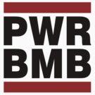 PWR BMB BLACK by newdamage