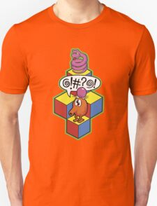 Qbert Video Game T-Shirt