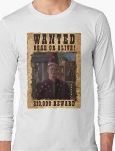 Buffy Giles Wanted 2 Long Sleeve T-Shirt