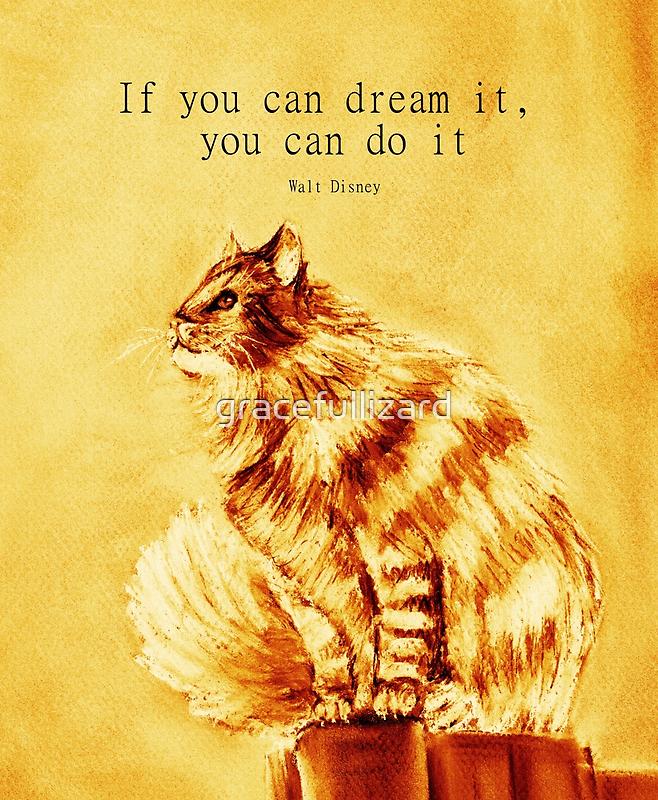 If you can Dream It by Anastasiya Malakhova