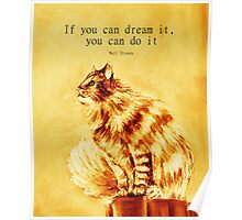 If you can Dream It Poster