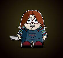 Mini Chucky by Adam Miconi