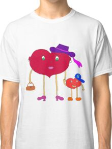heart and son Classic T-Shirt