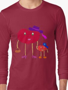 heart and son Long Sleeve T-Shirt