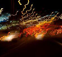 Drive-By Shooting! #2 by Motti Golan