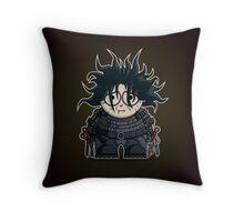 Mini Edward Scissorhands Throw Pillow