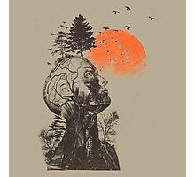 Treehead Photographic Print