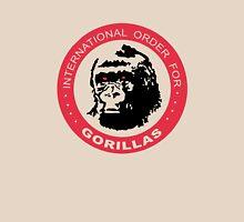 International Order For Gorillas Unisex T-Shirt