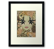 Garden Fairy Framed Print