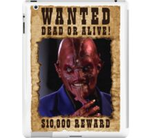 Buffy Sweet Once More With Feeling Wanted iPad Case/Skin