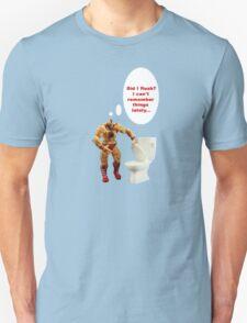 Zangief Toilet Unisex T-Shirt