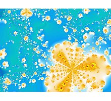 Popcorn Galaxy Photographic Print