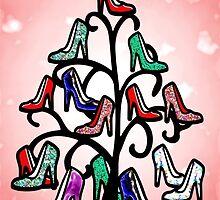 High Heels Tree by Anastasiya Malakhova