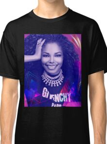 Beautiful Janet  Classic T-Shirt