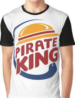 Pirate King Graphic T-Shirt