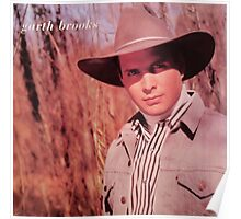 VINTAGE GARTH BROOKS 1 Poster
