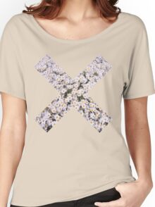 The XX Fleur Women's Relaxed Fit T-Shirt
