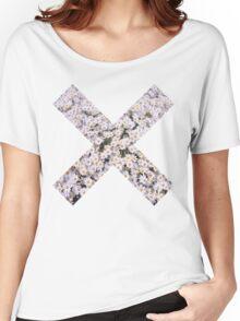 The XX Fleur Women's Relaxed Fit T-Shirt