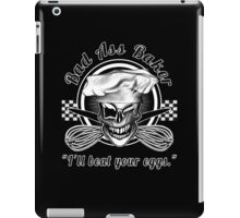 Bad Ass Baker: Skull 6 iPad Case/Skin