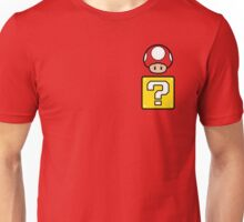 Mario Mushroom in your Pocket Unisex T-Shirt