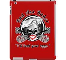 Bad Ass Baker: Skull 7 iPad Case/Skin