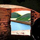 Cannon Window by Eileen McVey
