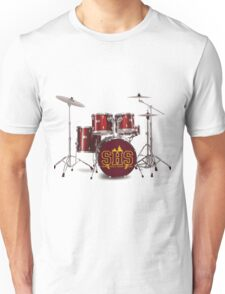 Buffy SHS Sunnydale High School Drums Unisex T-Shirt