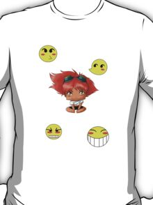 Chibi Edward T-Shirt