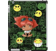 Chibi Edward iPad Case/Skin