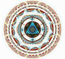 Spirit Circle by Anastasiya Malakhova