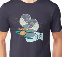 FUTURE VISION SCIFI GRAPHIC Unisex T-Shirt