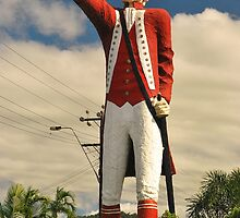 The Big Captain Cook by peasticks