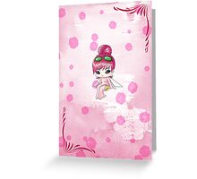 Chibi Morphine Greeting Card