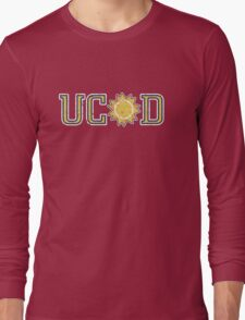 UCSD Long Sleeve T-Shirt