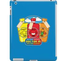 Doctor M iPad Case/Skin