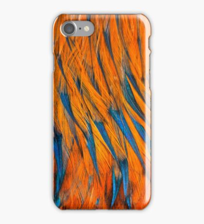 The Art Of Feathers iPhone Case/Skin
