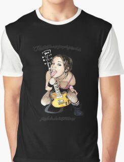 Lick  Graphic T-Shirt