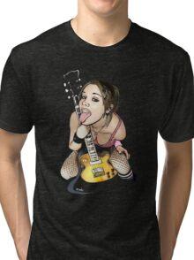 Lick  Tri-blend T-Shirt