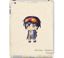 Chibi Simon iPad Case/Skin